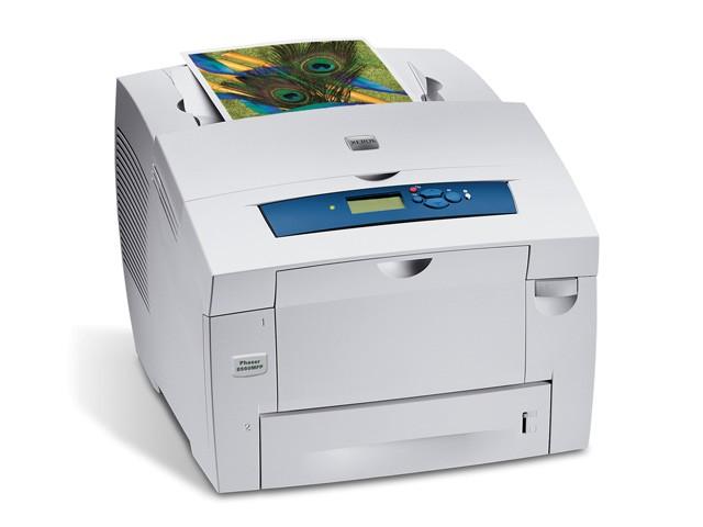 Принтер Xerox ColorQube 8570N (цветной твердочернильный принтер, A4, цв. пе